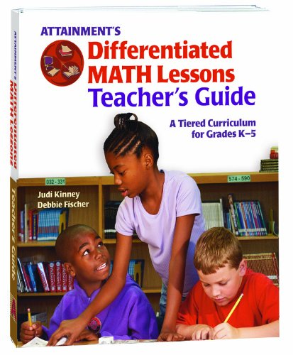 9781578616763: Differentiated Math lessons Teacher's Guide