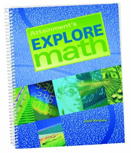 Explore Math: Judi Kinney