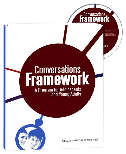 9781578617364: Conversations Framework: A Program for Adolescents and Young Adults