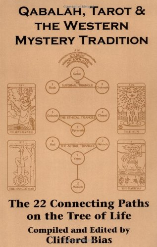 9781578630318: Qabalah, Tarot & the Western Mystery Tradition: The 22 Connecting Paths on the Tree of Life