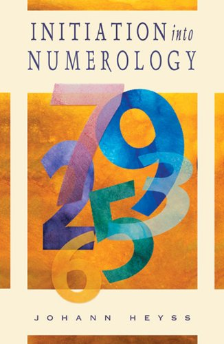 9781578631940: Initiation into Numerology