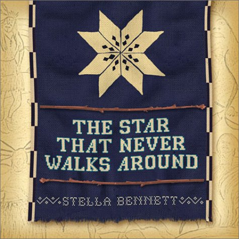 9781578632428: The Star That Never Walks Around: A Native American Tarot Package