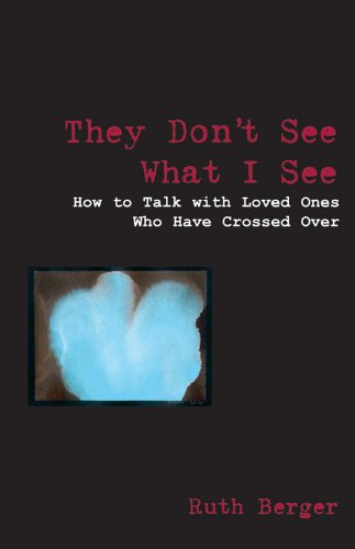 9781578632633: They Don't See What I See: How to Talk With Loved Ones Who Have Crossed over (Weiser News)