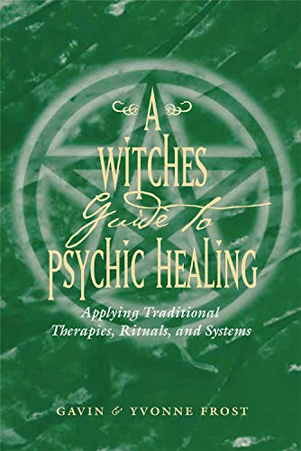 WITCH'S GUIDE TO PSYCHIC HEALING : APP