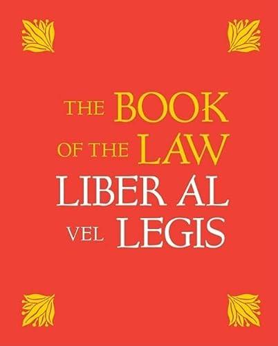 9781578633081: The Book of the Law: Liber Al Vel Legis