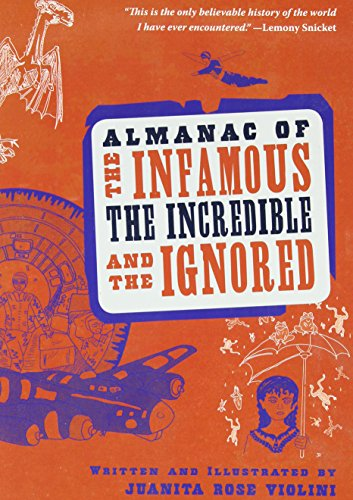 9781578634477: Almanac Of Infamous,The Incredible, And The Ignored: