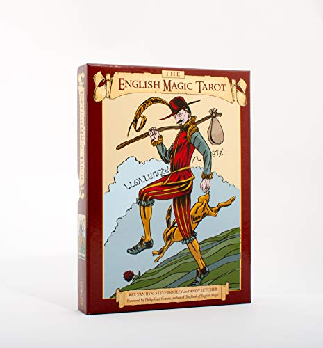 9781578636006: The English Magic Tarot
