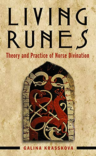 9781578636662: Living Runes: Theory and Practice of Norse Divination