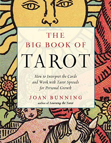 9781578636686: The Big Book of Tarot: How to Interpret the Cards and Work With Tarot Spreads for Personal Growth