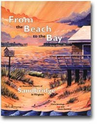 9781578642533: From the Beach to the Bay an Illustrated History of Sandbridge in Virginia