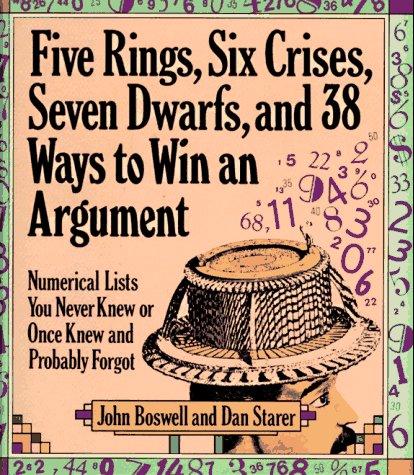 Five Rings, Six Crises, Seven Dwarfs, and: John Boswell, Daniel