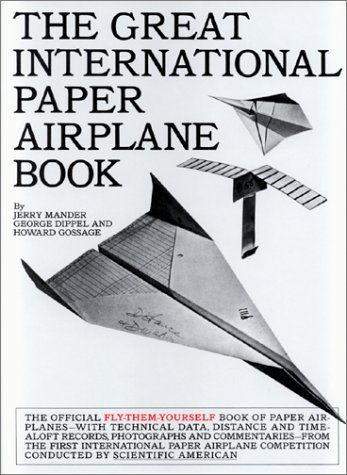 9781578660285: The Great International Paper Airplane Book