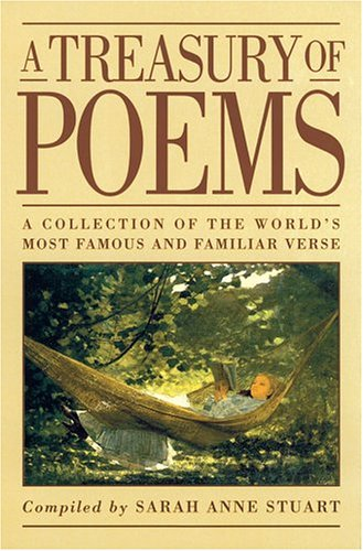 9781578660421: A Treasury of Poems: A Collection of the World's Most Famous and Familiar Verse
