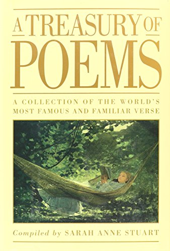 9781578661770: A Treasury of Poems: A Collection of the World's Most Famous and Familiar Verse