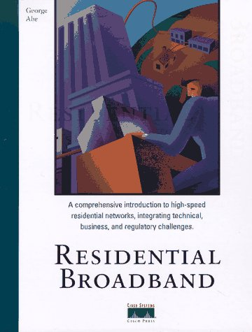 9781578700202: Residential Broadband (Design & Implementation)