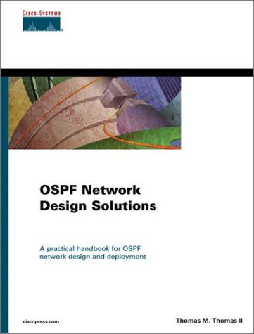 OSPF Network Design Solutions: Tom Thomas