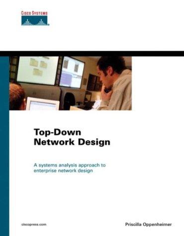 Top-Down Network Design: Priscilla Oppenheimer