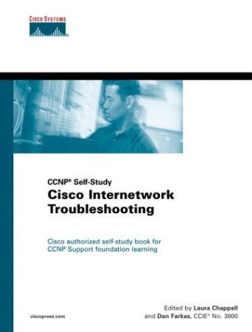 9781578700929: Cisco Internetwork Troubleshooting (The Cisco Press Certification and Training Series)