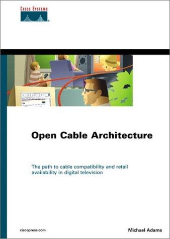 9781578701353: OpenCable Architecture (Fundamentals)