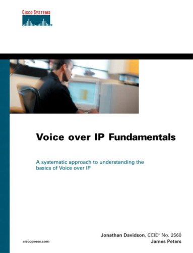9781578701681: Voice over IP Fundamentals