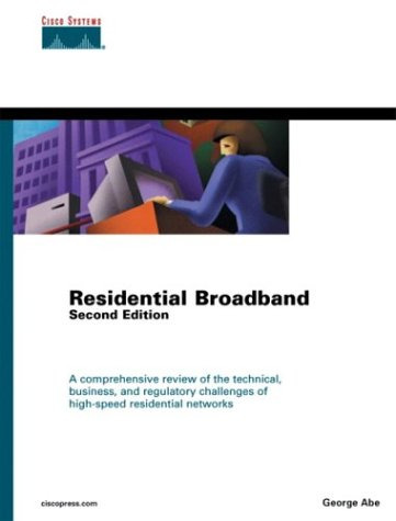 9781578701773: Residential Broadband (2nd Edition)