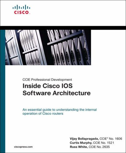9781578701810: Inside Cisco IOS Software Architecture (CCIE Professional Development)
