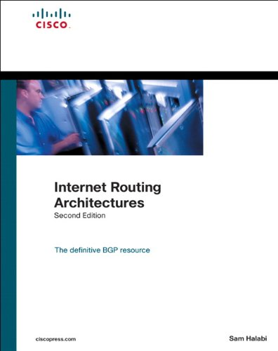 9781578702336: Internet Routing Architectures (2nd Edition)