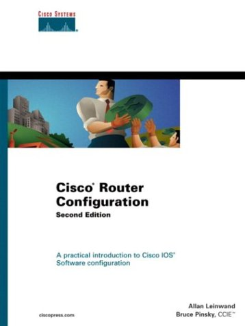 9781578702411: Cisco Router Configuration (2nd Edition)