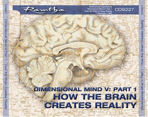 9781578731336: Ramtha on How the Brain Creates Reality (Dimensional Mind V) - CD-9227
