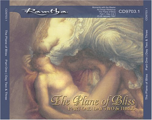9781578731909: Ramtha on the Plane of Bliss, Part 1 (Session 2 & 3) - CD-9703.1