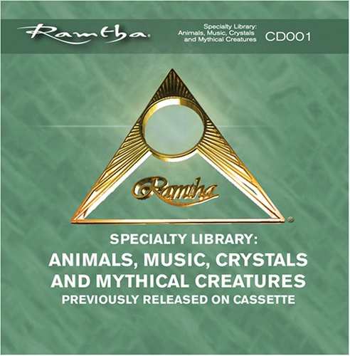9781578732678: Ramtha on Animals, Music, Crystals and Mythical Creatures (Specialty Library) - CD-001