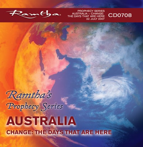9781578733347: Ramtha on Australia - Change: The Days That Are Here (Prophecy Series) - CD-0708