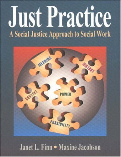 9781578790463: Just Practice: Social Justice Approach To Social Work