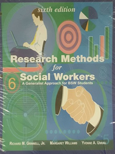 9781578790753: Research Methods For Social Workers