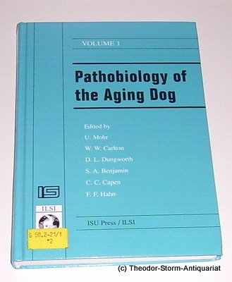 9781578810901: Pathobiology of the Aging Dog