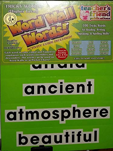 Word Wall Workbook - Tricky Words!: Skill: Karen Sevaly, Richard