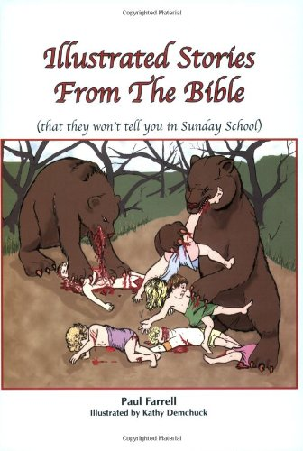 Illustrated Stories From The Bible: Paul Farrell