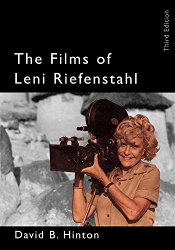 9781578860098: The Films of Leni Riefenstahl (Filmmakers Series, Number 74)