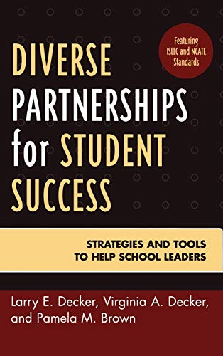 9781578865383: Diverse Partnerships for Student Success: Strategies and Tools to Help School Leaders