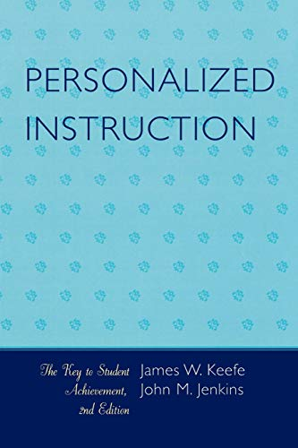 9781578867561: Personalized Instruction: The Key to Student Achievement