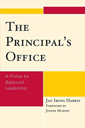 9781578868391: The Principal's Office: A Primer for Balanced Leadership