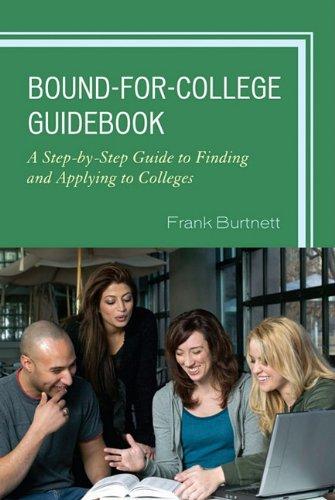 Bound-For-College Guidebook: Burtnett, Frank