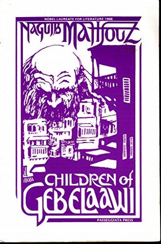 9781578890385: Children of Gebelaawi