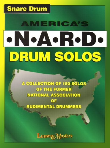 9781578919789: 10300111 - America's NARD Drum Solos