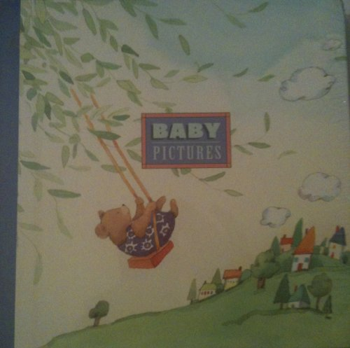 Baby Pictures - Designer Baby Photo Album by Michel Publishing Style BA700
