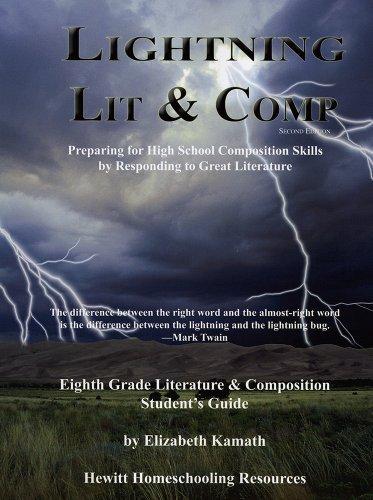 9781578962358: Lightning Lit: Grade 8 Student's Guide (Lightning Lit & Comp) (Lightning Literature & Composition)