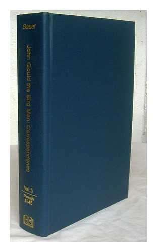 9781578981212: John Gould the Bird Man; Correspondence, With a Chronology of His Life and Works - Volume 3 - 1842 though 1845