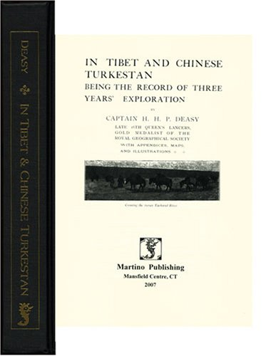 9781578987023: In Tibet and Chinese Turkestand: Being the Record of Three Years' Exploration.