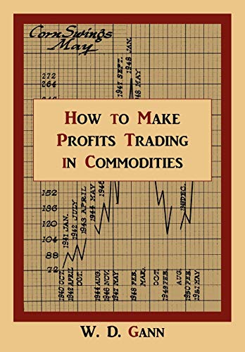 How to Make Profits Trading in Commodities: Gann, W. D.