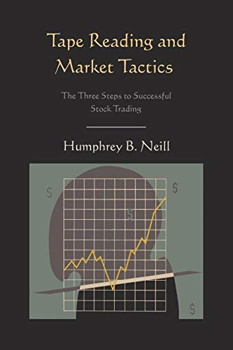 9781578989157: Tape Reading and Market Tactics: The Three Steps to Successful Stock Trading